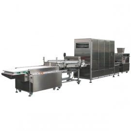 4-5 and 6-way small automatic bread-making line